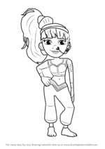 How-to-draw-Amira-from-Subway-Surfers-step-0