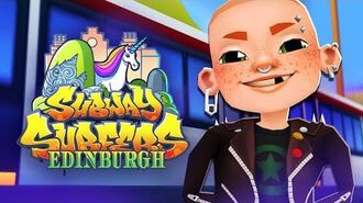 Subway Surfers World Tour 2020 - Edinburgh