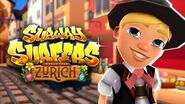 Subway Surfers World Tour 2019 - Zurich - Official Trailer