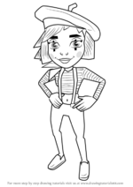How-to-draw-Coco-from-Subway-Surfers-step-0