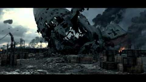 Final Zeppelin Crash