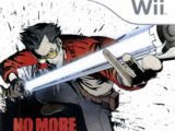 Staff of No More Heroes