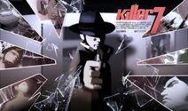 Killer7 wide Poster 2011 ZDJB