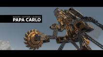 Sine Mora - Papa Carlo