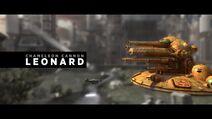 Sine Mora - Leonard