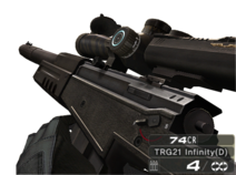 TRG (ID) reload