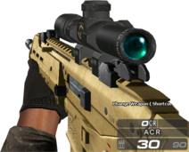 ACR First Person