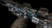 M4A1 ISR Angel Chainsaw