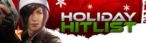 Holiday Hitlist