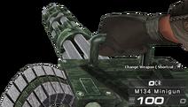 MiniGun firstperson