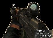 AKS Infinity ingame