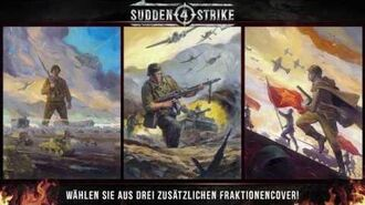 Sudden Strike 4 - Limitierte Day One Edition Wendecover (DE)