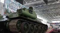Auf die gamescom. Mit dem Panzer