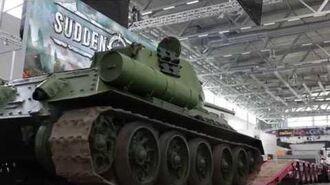 Auf die gamescom. Mit dem Panzer. Sudden Strike 4
