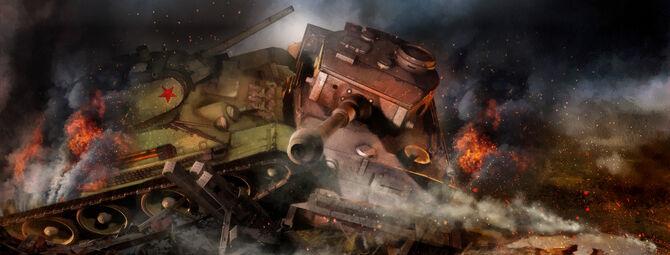 Sudden Strike 4 Sowjetische Kampagne Artwork