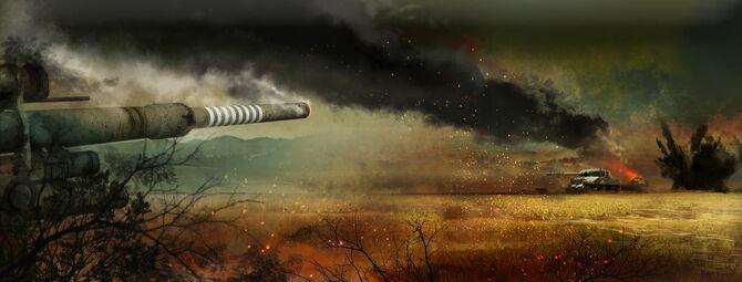 Sudden Strike 4 Deutsche Kampagne Artwork
