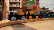 Logging locos