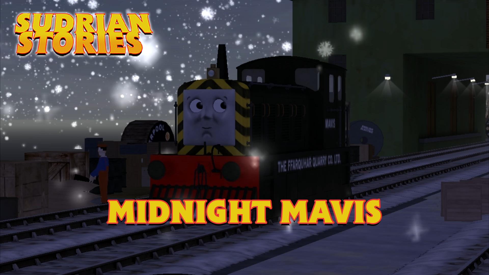 Midnight Mavis | Sudrian Stories Wiki | FANDOM powered by Wikia