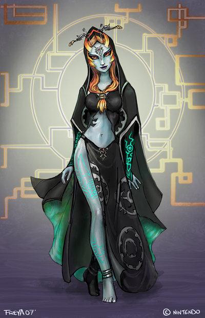 Image - Midna true form.jpg | Encyclopedia Marysuenica | FANDOM ...