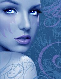 Britney Spears Night Elf by Trixie14