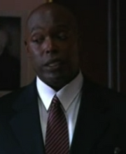 14. Eugene Clark as Unit Chief Ted Garrett