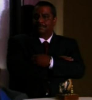 10. Charles W. Gray as Unit Chief Stan Eldridge