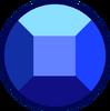 Blue ruby's gem