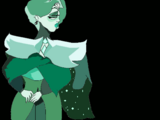 Mint Diamond (Quartz097)