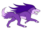 Greater Gem Warg (Lattice Fauna)
