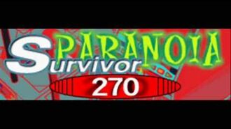 PARANOiA survivor - 270 (HQ)