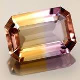Bicolor-ametrine-stone