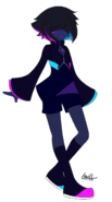 Black Opal Fusion by Lenhi