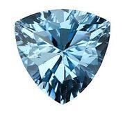 Aqua gemstone