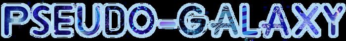 Pseudo-GalaxyLogo