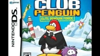 Club Penguin Elite Penguin Force Soundtrack- An Agent's Work is Never Done
