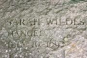 Sarah wildes 5692