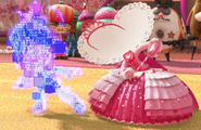 Vanellope Dress Glitch