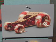 New Wreck-It Ralph Concept Art - Cars 2