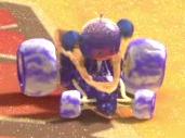 Citrusella with kart