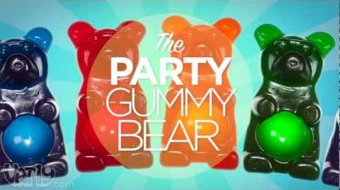 Edible 26-Pound Gummy Party Bear