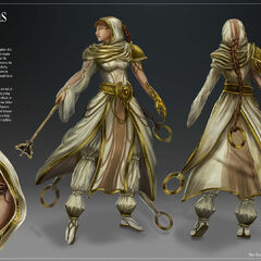 Lady Midas (by Marc-Ross Michaud)