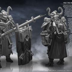 Volt the Void Gunner (by Ian Ho Zhiyan)