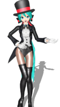 Dreamy theater miracle paint magician miku by sushi kittie d6o95gu-pre