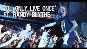 SUICIDE SILENCE - You Only Live Once (Ft. Randy Blythe - Lamb Of God)-0
