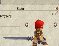 2-handed Sword - Argent Great Sword