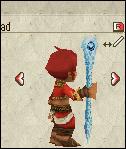 Staff - Sapphire Rod