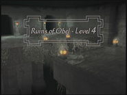 STac Location Ruins of Obel Level 4