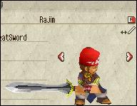 2-handed Sword - Iron Great Sword