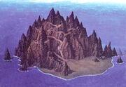 Mountainmass-island