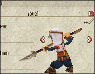 Spear - Bone Spear